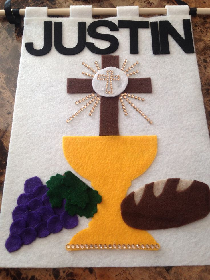 1000 images about first communion images on pinterest for First communion craft ideas