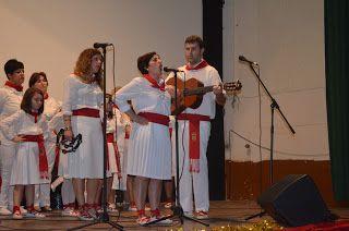 Santacara: Festival Fin de Curso - Escuela de Jotas de Santac...