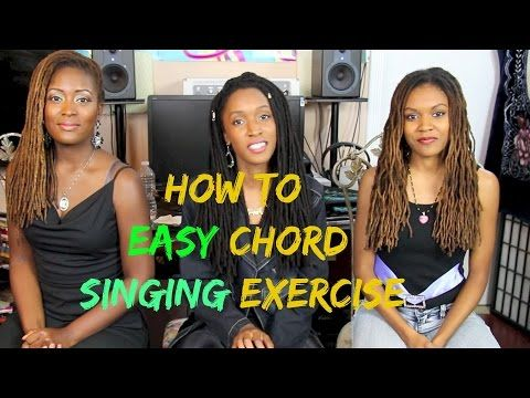 Use this simple ear training exercise to help you sing vocal harmonies. Get FREE…