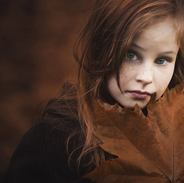 12 Photography Basics for Portrait Photography: 40 Examples