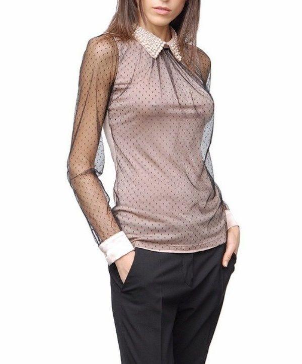 Детали и идеи. Блузки, водолазки, футболки... -2 (трафик) / Детали / ВТОРАЯ УЛИЦА