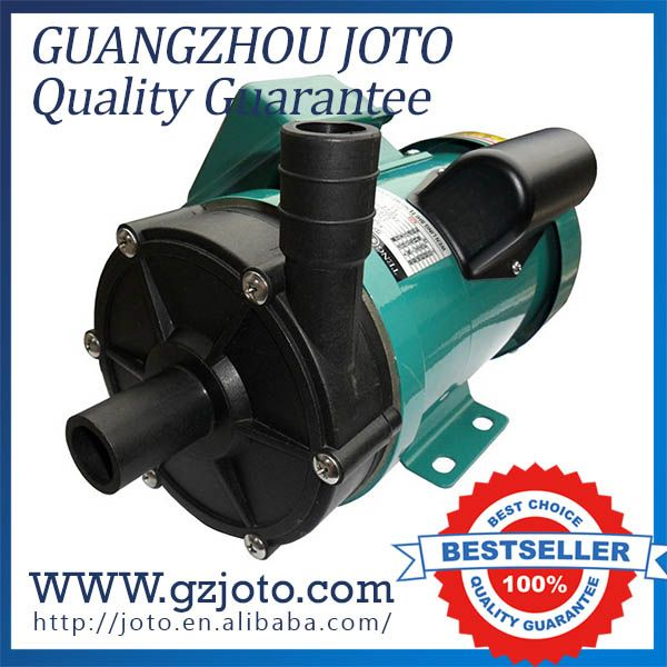 MPH-400 Big Capacity Plastic Magnetic Circulation Pump Acid Resistance Industry Magnetic Drive Water Pump