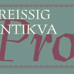 Preissig Antikva 2012