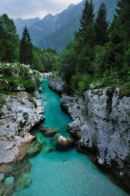 Veliki Korita | Slovenia | 2012 http://www.honza-libor.cz/slovinsko-2012/