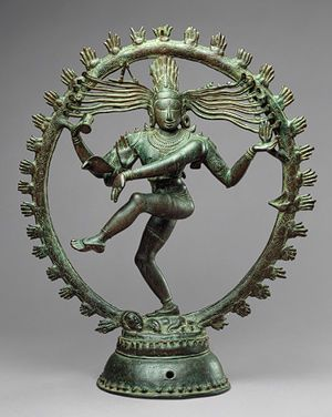 Shiva as Lord of the Dance (Nataraja) [Tamil Nadu, India] (1987.80.1) | Heilbrunn Timeline of Art History | The Metropolitan Museum of Art