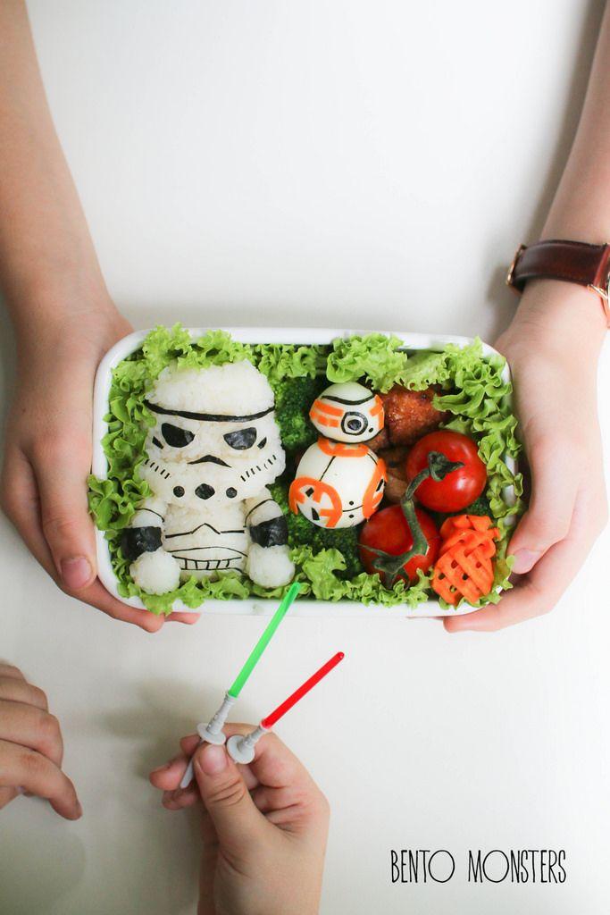 Star Wars Bento & Baguette