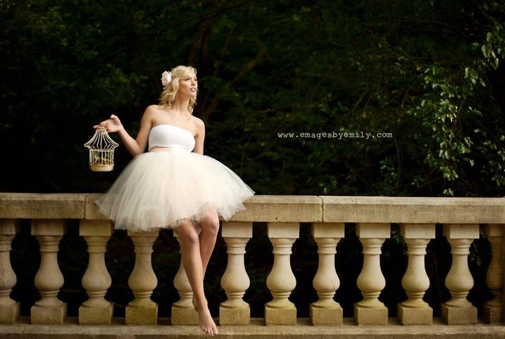 prom dress, adult tutu, wedding dress. $170.00, via Etsy.