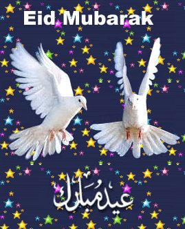 Happy Eid Mubarak Animation Pics