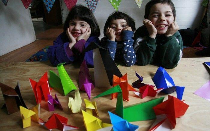 Curso gratis: Aprende a elaborar Flores, Lamparas y Manualidades en Origami