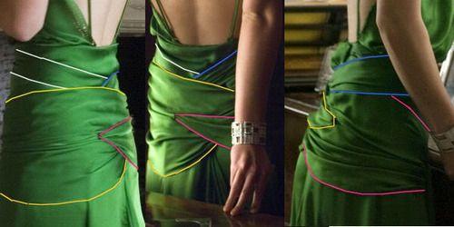 keira knightley green atonement dress