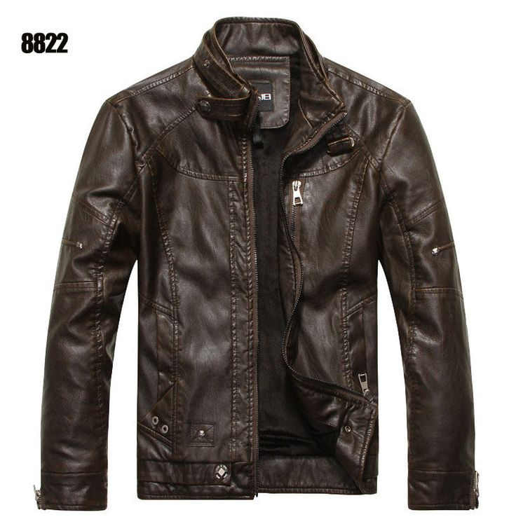Motorcycle leather jackets men ,men's leather jacket