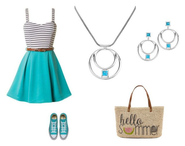 Tocara Lite & Fresh for Summer by klfg-1 on Polyvore featuring Straw Studios