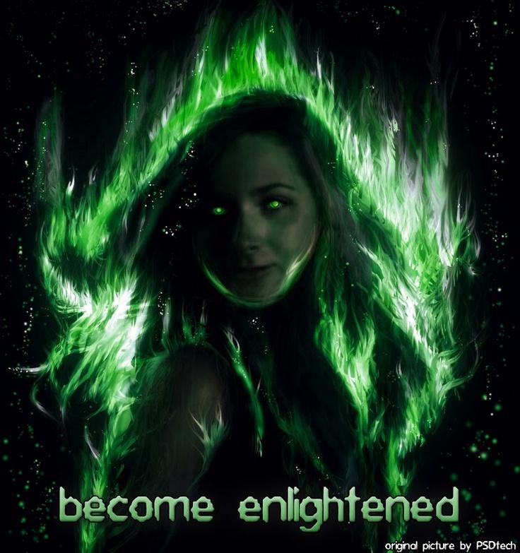 Become #Enlightened > #Ingress