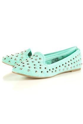 VECTRA4 CANVAS STUDDED SLIPPERS