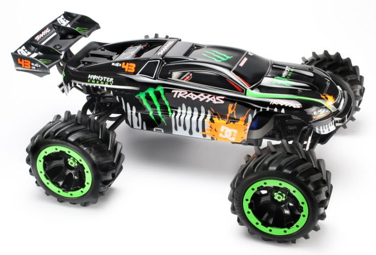 Ken Block Limited Edition Traxxas E-Revo