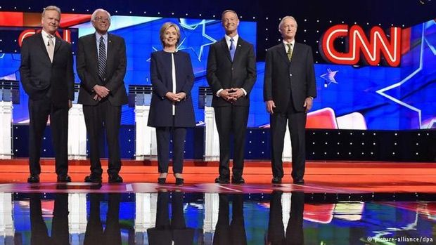 POLL: Who do you think won CNN's Democratic Presidential Debate?