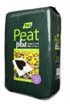 Tui Peat Plus is premium New Zealand Peat Moss with the added benefits of blood and bone and gypsum. It has amazing water holding capacity, absorbing 10 to 20 times its weight in water and slowly releases it therefore plants get a steady supply of water over time. #tuiproducts