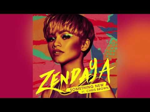 Zendaya Something New ft Chris Brown (Official Audio) - YouTube  Zendaya newest song came out!! And I'm obsessed!!!