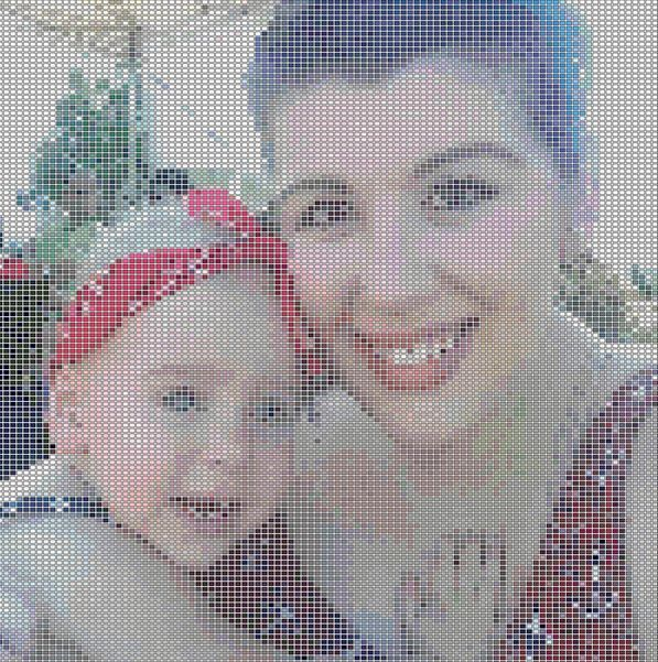 Turn Any Beautiful Photo Into A Graph For Crochet, Knitting, or Cross Stitch - Graphgan - DIY - FREE