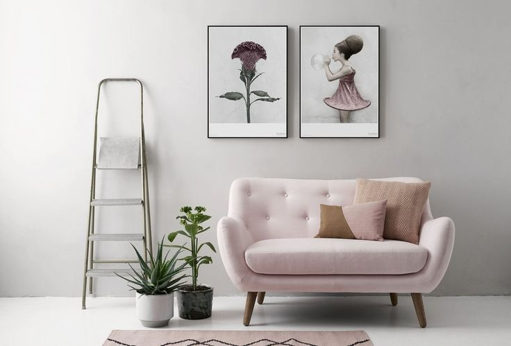 ViSSEVASSE - helt ny plakat fra Vissevasse - inspiration til boligindretning - boliginspiration - bolig drømme - drømmebolig - boligidéer - idéer til indretning - indretning af stue -  soveværelse - plakater - posters