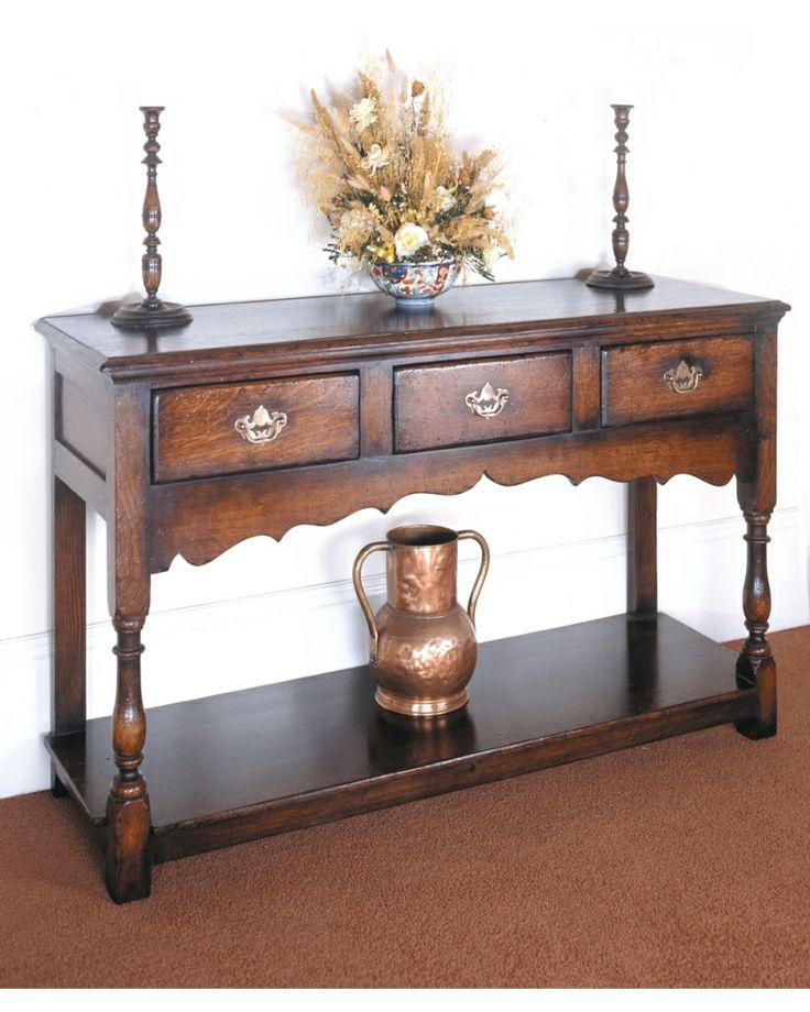 Titchmarsh And Goodwin Handmade English Furniture   English Oak/Dresser  Bases U0026 Sideboards English Oak