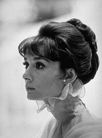 """Audrey Hepburn """"My Fair Lady"""" 1964 Warner Brothers"""