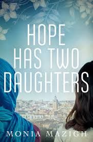 Canadian Bookworm: Hope Has Two Daughters