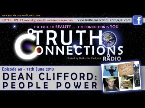 Dean Clifford: People Power - Truth Connections Radio - YouTube