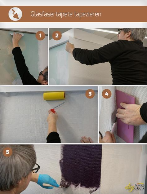 12 best Wohnen images on Pinterest Live, At home and Stairs - küche tapezieren oder streichen