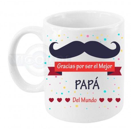 Mug para Papá en Bucaramanga