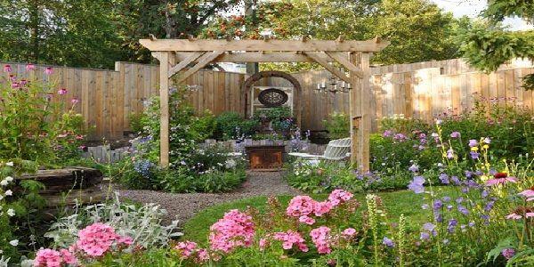 Small Home Garden Landscaping