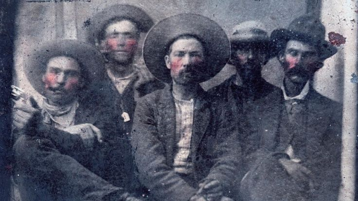 FOX NEWS: Rare pic of Billy the Kid and Pat Garrett surfaces