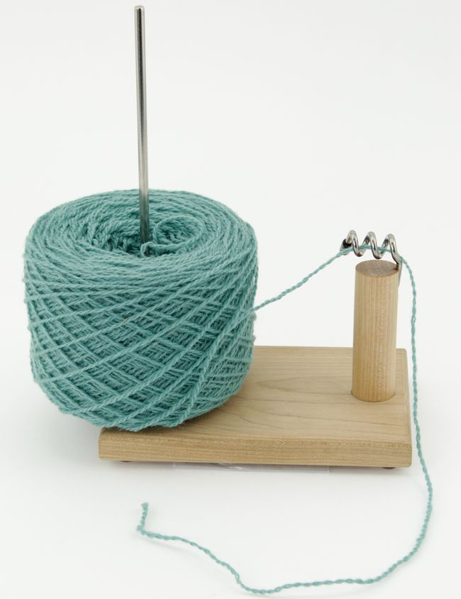 Knitting Yarn Holder : The best images about yarn holders on pinterest