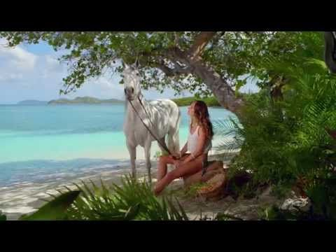 Hannah Davis and Her Horse - DIRECTV Commercial - YouTube. Hannah Davis a US Virgin Islander and commercial taped at Lindquist Beach (Smith Bay Park, St. Thomas, VI).