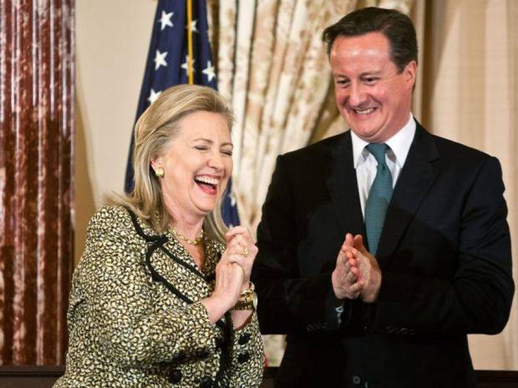 Τα μυστικά e-mail της Χίλαρι βάζουν φωτιές στις σχέσεις ΗΠΑ-Βρετανίας: «Άπειρος» ο Κάμερον - «κλόουν» ο Μπόρις Τζόνσον