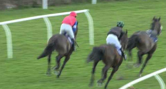 Corrida De Cavalos Termina Com Aparatosa Queda De Jockey