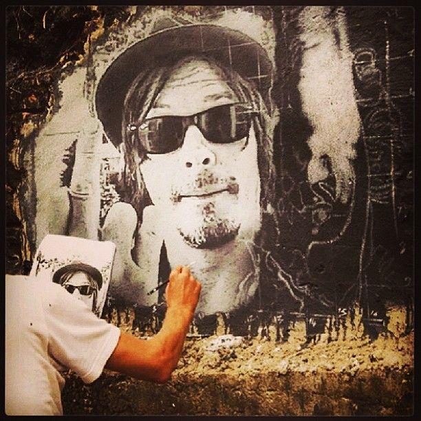 Norman's Instagram 6/21/13 I Love it!