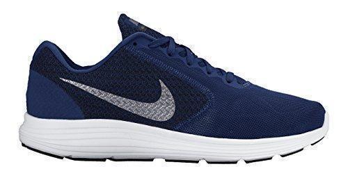 Oferta: 60€ Dto: -2%. Comprar Ofertas de Nike Revolution 3 Zapatillas de running, Hombre, Azul / Gris / Blanco, 42 1/2 barato. ¡Mira las ofertas!