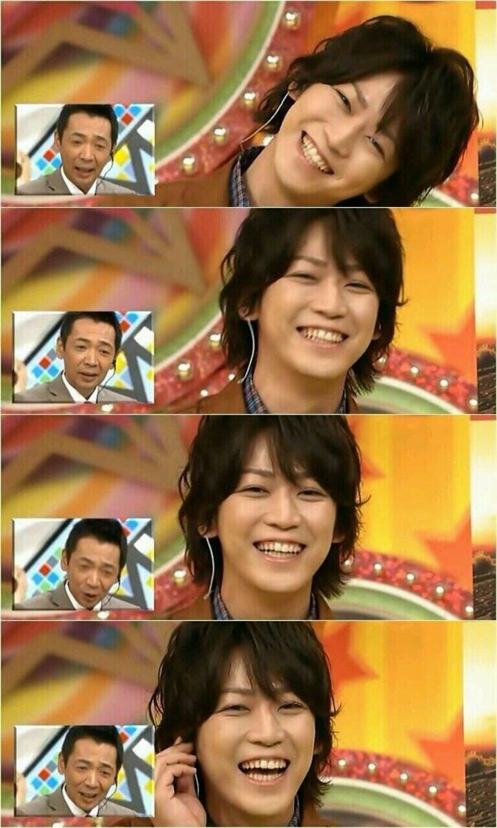 Kame's smile to heal your day;)