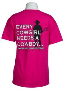 More like just every girl. I'm no cowgirl but I love a cowboy <3