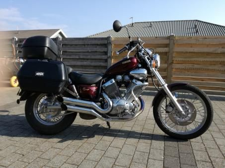 Yamaha xv 535 virago 21.500,00kr.  | Hvide Sande, 6960