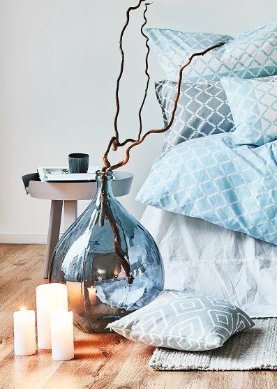 Die besten 25+ blaue Vasen Ideen auf Pinterest Foyer - rauch schlafzimmer ricarda