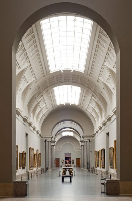 Prado Museum, Madrid, Spain...my favorite museum in the world.