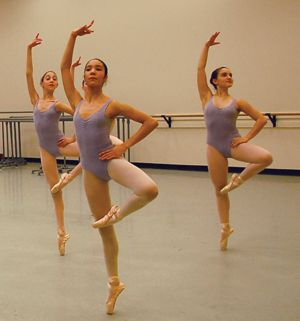 When Am I Ready for Pointe? - What factors your teachers are considering in evaluating your readiness for the next step in your ballet training