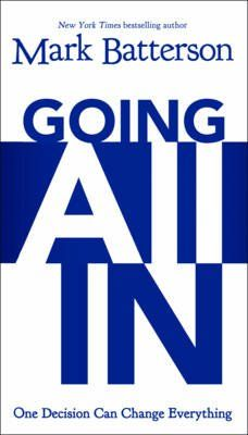 Going All In by Mark Batterson cover