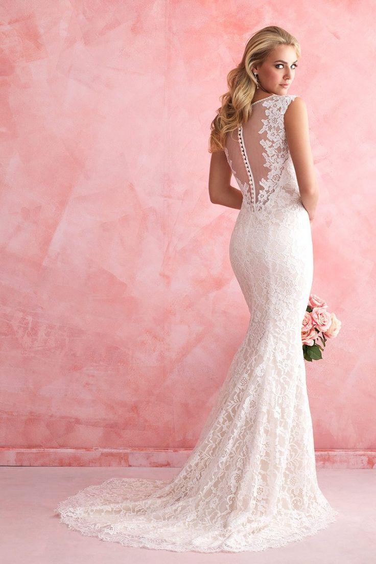 Mejores 58 imágenes de Wedding dresses en Pinterest | Vestidos de ...