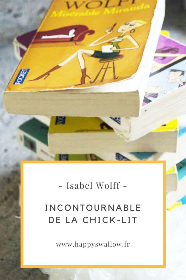 Vous aimez les lectures simples et prenantes ? Vous aimez les histoires d'amour drôles et touchantes ? Alors vous aimerez sûrement les livre d'Isabel Wolff.