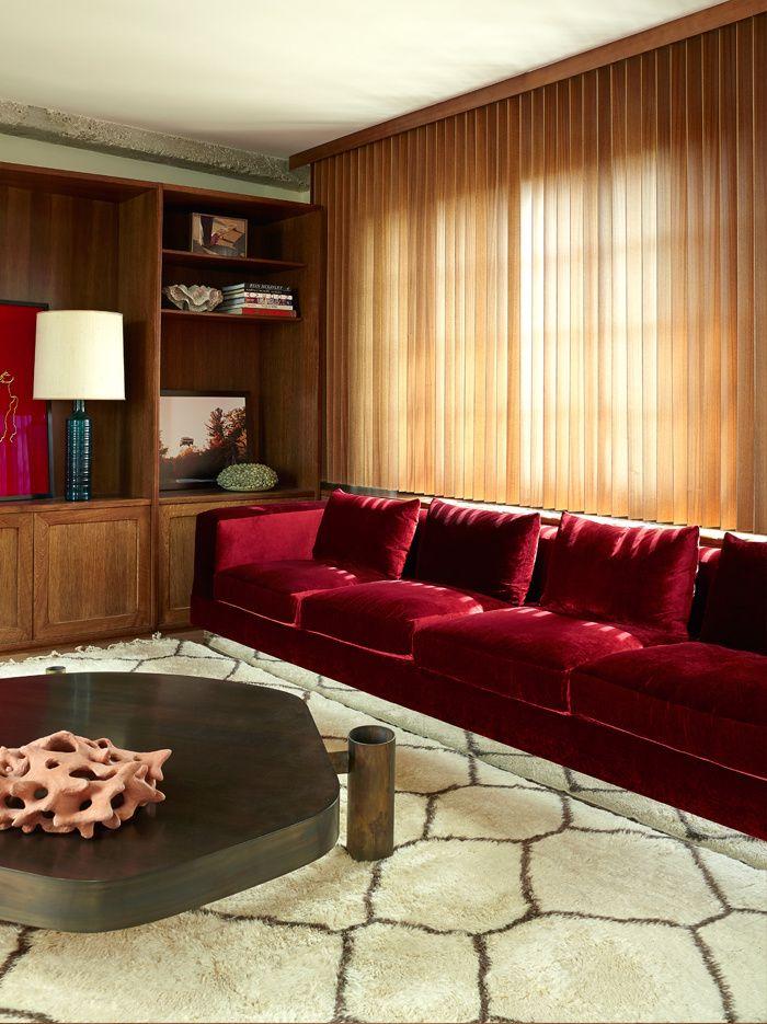 17 meilleures id es propos de rideaux rouge sur pinterest rideau etoile d corations de f te. Black Bedroom Furniture Sets. Home Design Ideas
