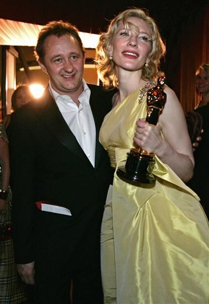 Cate Blanchett and Andrew Upton married for 17 years.