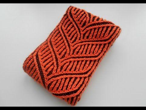 Вязание в технике бриошь. Шапки и шарфы в технике бриошь.. Обсуждение на LiveInternet - Российский Сервис Онлайн-Дневников